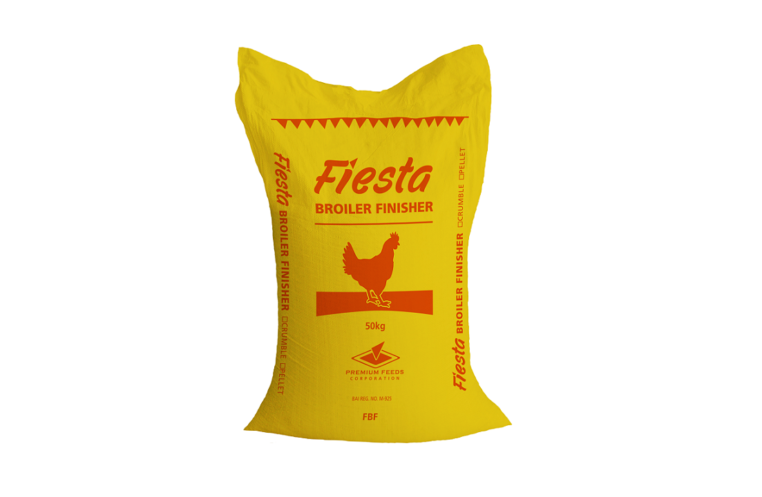 Fiesta Broiler Finisher