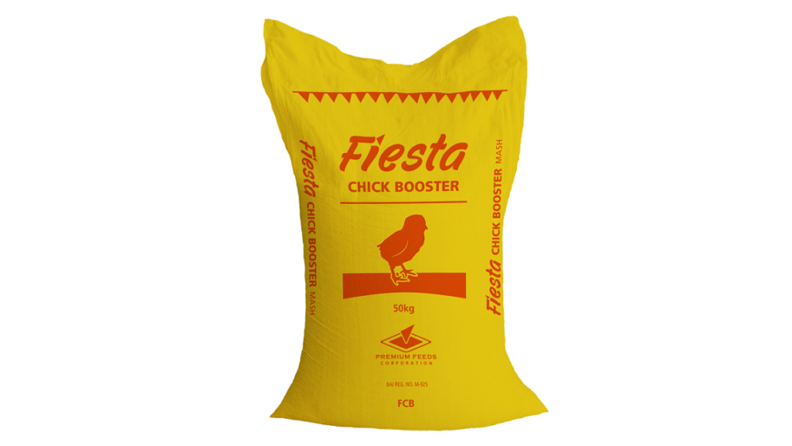Fiesta Chick Booster