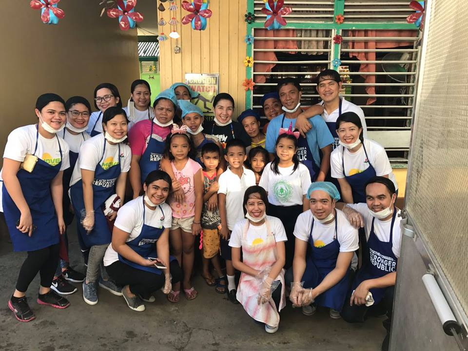 Community Service – Sales and Marketing Department